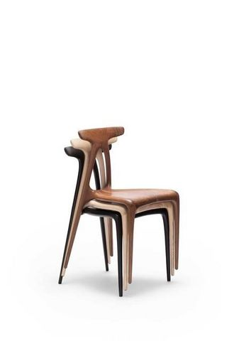 MADE IN RATIO - Chaise empilable-MADE IN RATIO