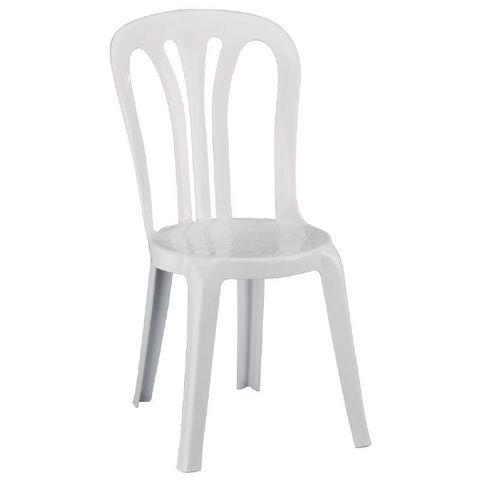 COMFORIUM - Chaise-COMFORIUM-Lot de 6 chaises empilables multi usages