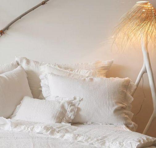 Maison De Vacances - Taie d'oreiller-Maison De Vacances- Boho
