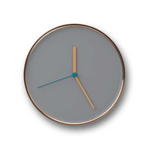 TEO - TIMELESS EVERYDAY OBJECTS - Horloge murale-TEO - TIMELESS EVERYDAY OBJECTS-Ambiante