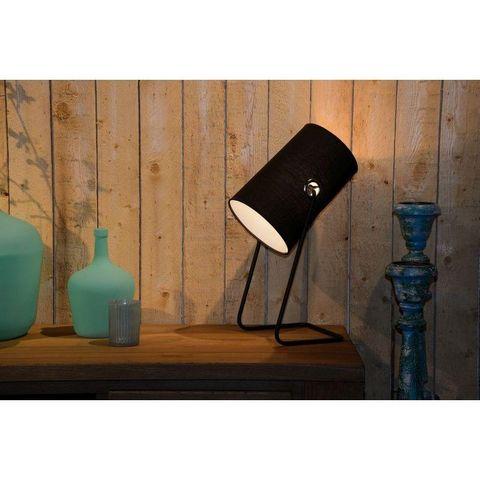 LUCIDE - Lampe à poser-LUCIDE-Lampe de chevet abat
