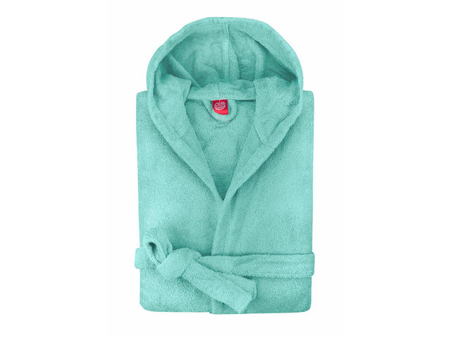 BLANC CERISE - Peignoir de bain-BLANC CERISE