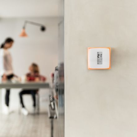NETATMO - Thermostat connecté-NETATMO