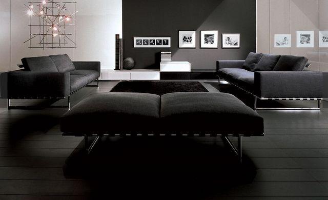 ITALY DREAM DESIGN - Canapé 3 places-ITALY DREAM DESIGN--Kristall 240