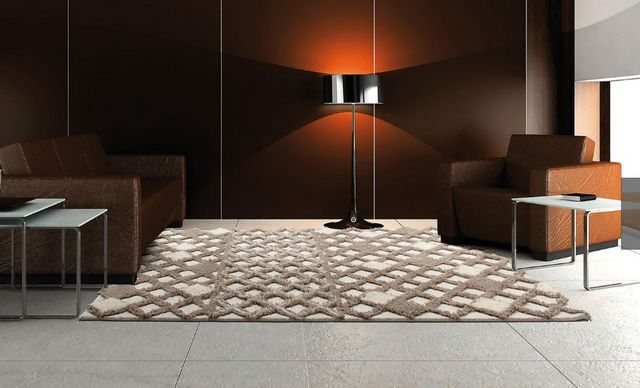 ITALY DREAM DESIGN - Tapis contemporain-ITALY DREAM DESIGN-Dune Ivory