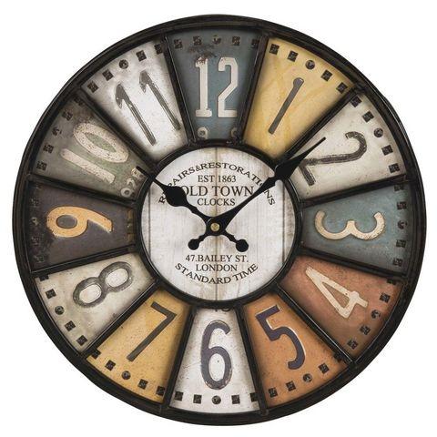 MAISONS DU MONDE - Horloge murale-MAISONS DU MONDE