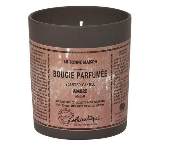 Lothantique - Bougie parfumée-Lothantique-Ambre