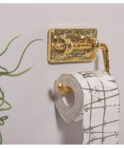 SELETTI - Porte-papier hygiénique-SELETTI