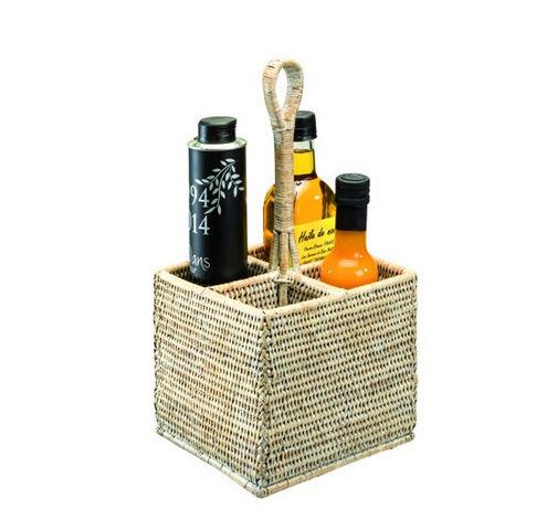 ROTIN ET OSIER - Set à condiments-ROTIN ET OSIER-Kami