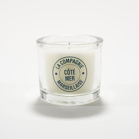 LA COMPAGNIE MARSEILLAISE - Bougie parfumée-LA COMPAGNIE MARSEILLAISE-Côté mer