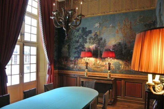 Reproduction de papier peint - Musée De La Chasse Et De La Nature - Papier peint personnalisé ...