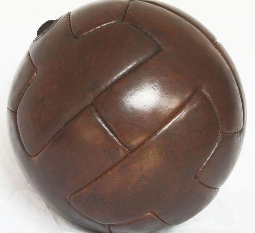 JOHN WOODBRIDGE - Ballon de football-JOHN WOODBRIDGE-Modèle 1935
