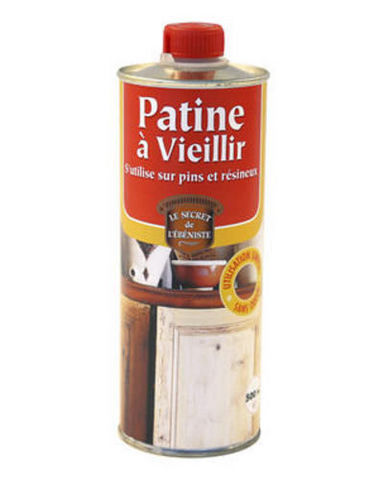 Syntilor - Patine bois-Syntilor