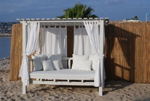 Honeymoon - Gazebo-Honeymoon-Rivage