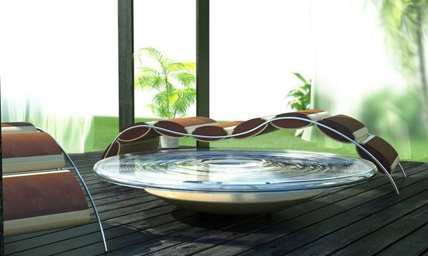 ANSWERDESIGN - Table basse forme originale-ANSWERDESIGN-Ondine T3