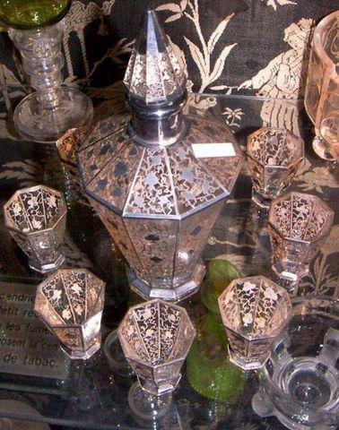 ACI Antiquités - Verre à liqueur-ACI Antiquités