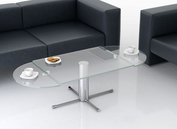 swanky design - Table à rallonge-swanky design-Nypan extending coffee table