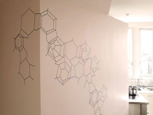Walldesign - Sticker-Walldesign-Couture de Mur