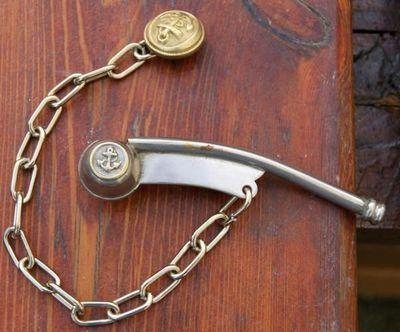 La Timonerie Antiquités marine - Sifflet-La Timonerie Antiquités marine