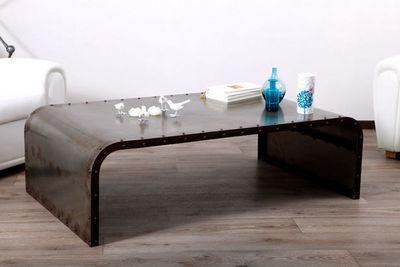 Miliboo - Table basse rectangulaire-Miliboo-FERRA TABLE BASSE