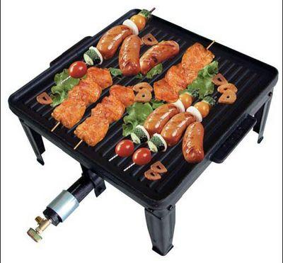 PRIMAGAZ - Grill de pique nique-PRIMAGAZ-Plaque grill