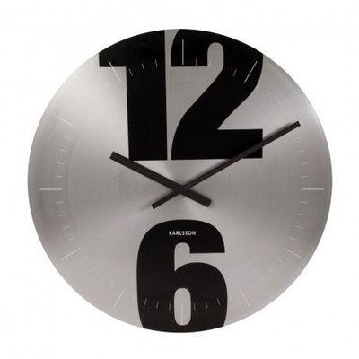 Karlsson Clocks - Horloge murale-Karlsson Clocks-Karlsson - Horloge Mega Disc 12/6 Ø? 42cm - Karlss