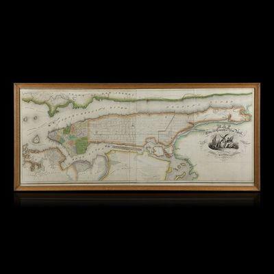 Expertissim - Carte géographique-Expertissim-David H. Burr, City and County of New-York