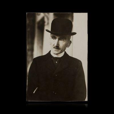 Expertissim - Photographie-Expertissim-BERGSON Henri-Louis (1859-1941)