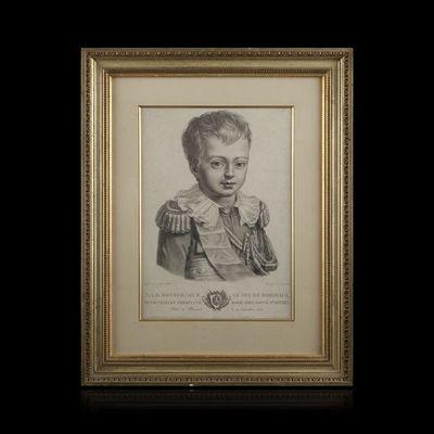 Expertissim - Lithographie-Expertissim-Lithographie représentant le duc de Bordeaux