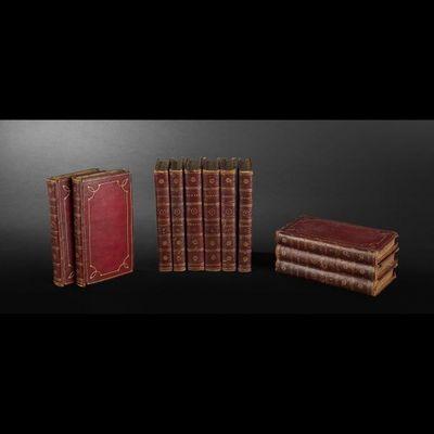 Expertissim - Livre ancien-Expertissim-[HOMÈRE]. L'Iliade et L'Odyssée