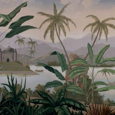 Ananbô - Papier peint-Ananbô-Mandalay