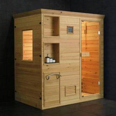ALINA - Sauna-ALINA-Colombo