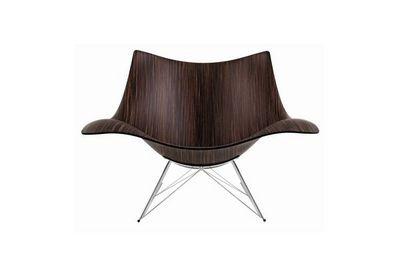 Fredericia - Rocking chair-Fredericia-Stingray makassar