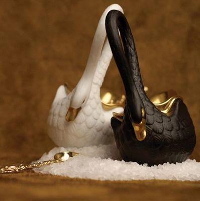 L'OBJET - Sali�re et poivri�re-L'OBJET-Swans