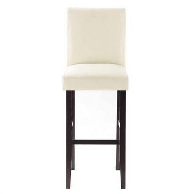 Maisons du monde - Housse de chaise-Maisons du monde-Housse de chaise ivoire Boston