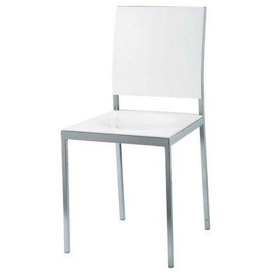 Maisons du monde - Chaise-Maisons du monde-Chaise blanche Oslo