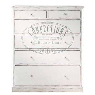Maisons du monde - Meuble à tiroirs-Maisons du monde-Confection