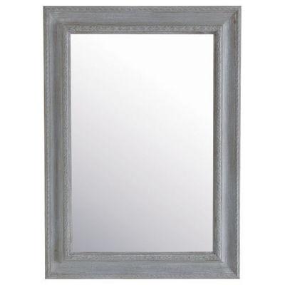 Maisons du monde - Miroir-Maisons du monde-Miroir Léonore gris 82x113
