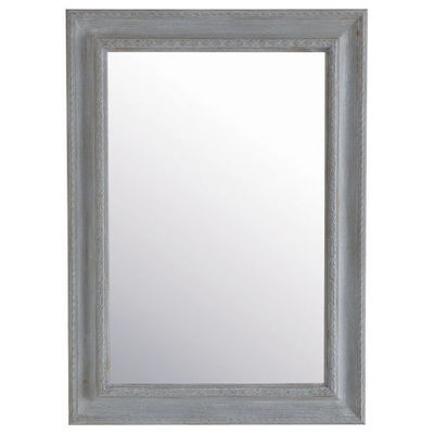 Maisons du monde - Miroir-Maisons du monde-Miroir L�onore gris 82x113