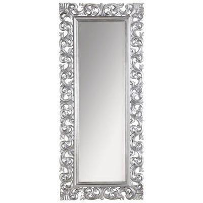 Maisons du monde - Miroir-Maisons du monde-Miroir Rivoli silver 80x190