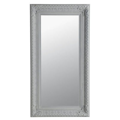 Maisons du monde - Miroir-Maisons du monde-Miroir Marquise gris 95x180