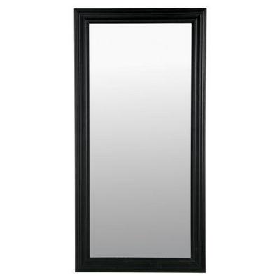 Maisons du monde - Miroir-Maisons du monde-Miroir Napoli noir 80x160