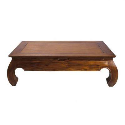 Maisons du monde - Table basse rectangulaire-Maisons du monde-Table basse rectangle Opium