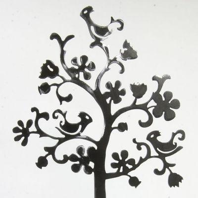 YAN HUBLOT - Porte-bijoux-YAN HUBLOT-Arbre à bijou métal Persane