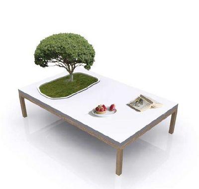 BELLILA - Table bureau-BELLILA-Lagune