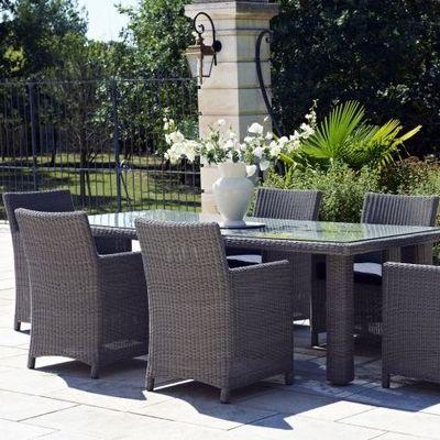 LE RÊVE CHEZ VOUS - Table de jardin-LE RÊVE CHEZ VOUS