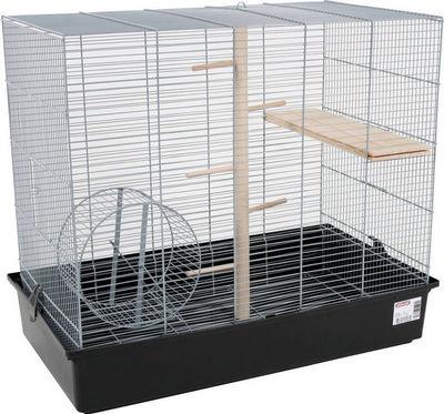 ZOLUX - Cage à oiseaux-ZOLUX-Grande cage Écureuil