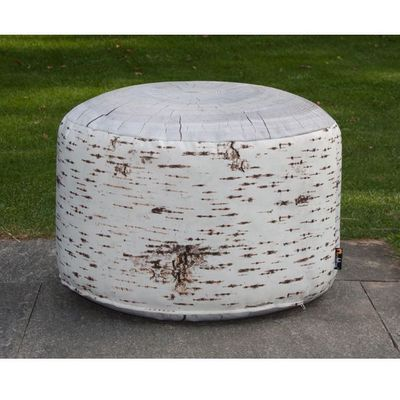 MEROWINGS - Pouf-MEROWINGS-Birch Stump Outdoor