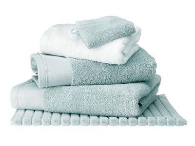 BLANC CERISE - Serviette de toilette-BLANC CERISE-Drap de douche Céladon - coton peigné 600 g/m² - u