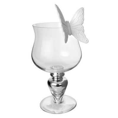 Mathilde M - Décoration de table-Mathilde M-Grand papillon, parfum Fleur de Dentelle